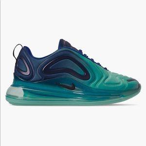 Grade School, Size 7, Nike Air Max 720